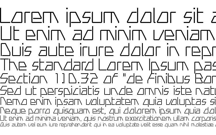 specimens Swerve light font, sample Swerve light font, an example of writing Swerve light font, review Swerve light font, preview Swerve light font, Swerve light font