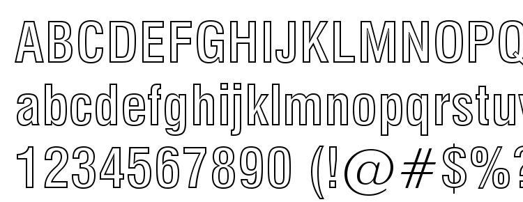 глифы шрифта Swiss 721 Bold Condensed Outline BT, символы шрифта Swiss 721 Bold Condensed Outline BT, символьная карта шрифта Swiss 721 Bold Condensed Outline BT, предварительный просмотр шрифта Swiss 721 Bold Condensed Outline BT, алфавит шрифта Swiss 721 Bold Condensed Outline BT, шрифт Swiss 721 Bold Condensed Outline BT