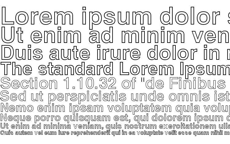 образцы шрифта Swiss 721 Bold Outline BT, образец шрифта Swiss 721 Bold Outline BT, пример написания шрифта Swiss 721 Bold Outline BT, просмотр шрифта Swiss 721 Bold Outline BT, предосмотр шрифта Swiss 721 Bold Outline BT, шрифт Swiss 721 Bold Outline BT
