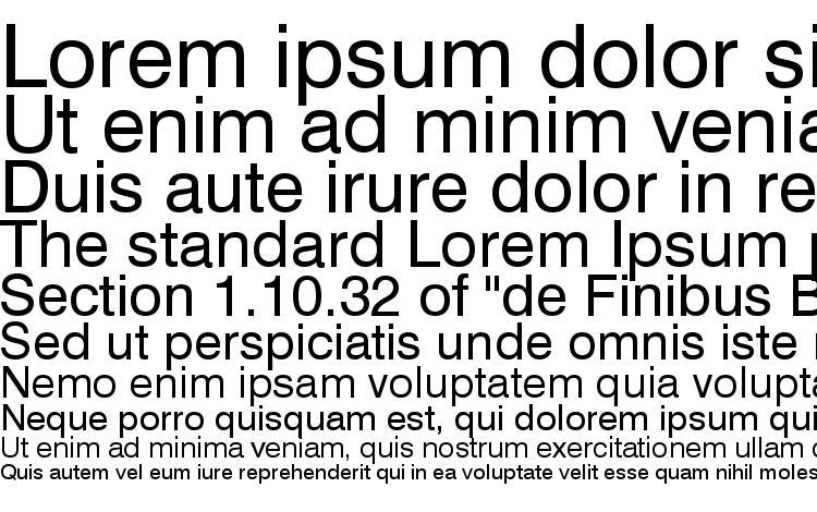 specimens Swiss 721 Cyrillic BT font, sample Swiss 721 Cyrillic BT font, an example of writing Swiss 721 Cyrillic BT font, review Swiss 721 Cyrillic BT font, preview Swiss 721 Cyrillic BT font, Swiss 721 Cyrillic BT font
