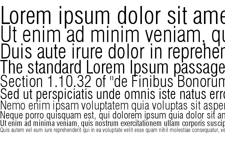 specimens Swiss 721 Light Condensed BT font, sample Swiss 721 Light Condensed BT font, an example of writing Swiss 721 Light Condensed BT font, review Swiss 721 Light Condensed BT font, preview Swiss 721 Light Condensed BT font, Swiss 721 Light Condensed BT font