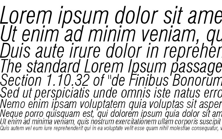 образцы шрифта Swiss 721 Light Condensed Italic BT, образец шрифта Swiss 721 Light Condensed Italic BT, пример написания шрифта Swiss 721 Light Condensed Italic BT, просмотр шрифта Swiss 721 Light Condensed Italic BT, предосмотр шрифта Swiss 721 Light Condensed Italic BT, шрифт Swiss 721 Light Condensed Italic BT