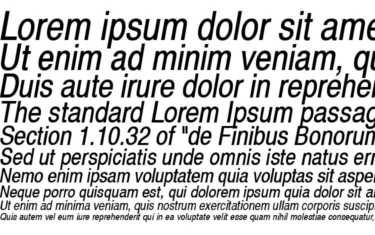 образцы шрифта Swiss 721 Narrow Oblique SWA, образец шрифта Swiss 721 Narrow Oblique SWA, пример написания шрифта Swiss 721 Narrow Oblique SWA, просмотр шрифта Swiss 721 Narrow Oblique SWA, предосмотр шрифта Swiss 721 Narrow Oblique SWA, шрифт Swiss 721 Narrow Oblique SWA