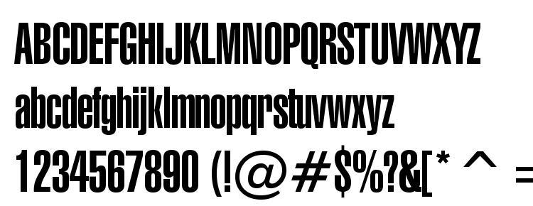 глифы шрифта Swiss 911 Ultra Compressed BT, символы шрифта Swiss 911 Ultra Compressed BT, символьная карта шрифта Swiss 911 Ultra Compressed BT, предварительный просмотр шрифта Swiss 911 Ultra Compressed BT, алфавит шрифта Swiss 911 Ultra Compressed BT, шрифт Swiss 911 Ultra Compressed BT