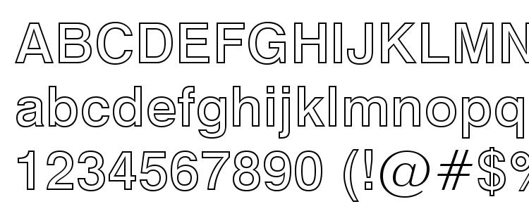 glyphs Swz721bo font, сharacters Swz721bo font, symbols Swz721bo font, character map Swz721bo font, preview Swz721bo font, abc Swz721bo font, Swz721bo font