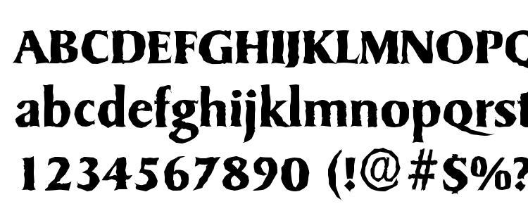 glyphs SydneyAntique Bold font, сharacters SydneyAntique Bold font, symbols SydneyAntique Bold font, character map SydneyAntique Bold font, preview SydneyAntique Bold font, abc SydneyAntique Bold font, SydneyAntique Bold font