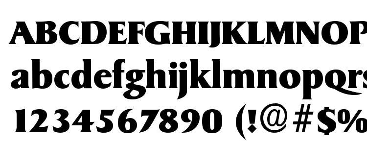 глифы шрифта SydneySerial Heavy Regular, символы шрифта SydneySerial Heavy Regular, символьная карта шрифта SydneySerial Heavy Regular, предварительный просмотр шрифта SydneySerial Heavy Regular, алфавит шрифта SydneySerial Heavy Regular, шрифт SydneySerial Heavy Regular