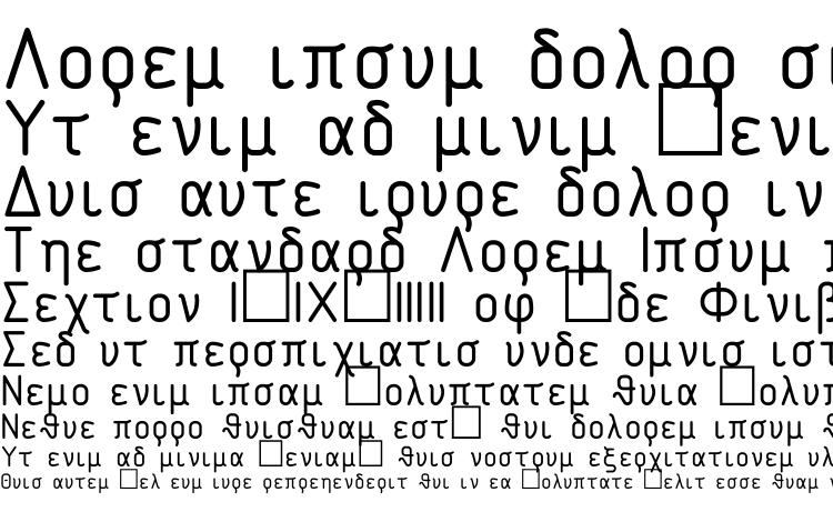 specimens Symbol type B font, sample Symbol type B font, an example of writing Symbol type B font, review Symbol type B font, preview Symbol type B font, Symbol type B font