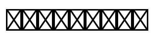Шрифт SymbolStd
