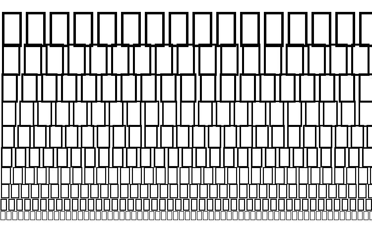 specimens Symbprop font, sample Symbprop font, an example of writing Symbprop font, review Symbprop font, preview Symbprop font, Symbprop font