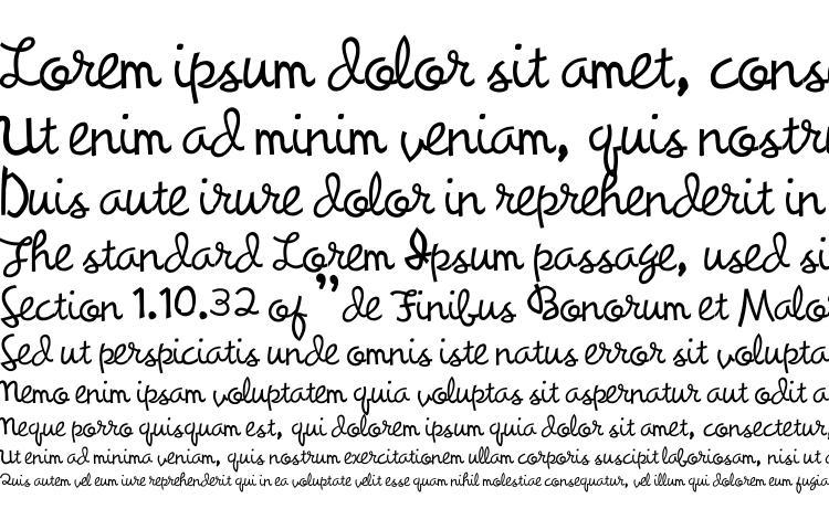 specimens Synchronous font, sample Synchronous font, an example of writing Synchronous font, review Synchronous font, preview Synchronous font, Synchronous font