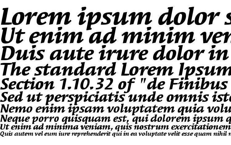 specimens Syndor ITC Bold Italic font, sample Syndor ITC Bold Italic font, an example of writing Syndor ITC Bold Italic font, review Syndor ITC Bold Italic font, preview Syndor ITC Bold Italic font, Syndor ITC Bold Italic font