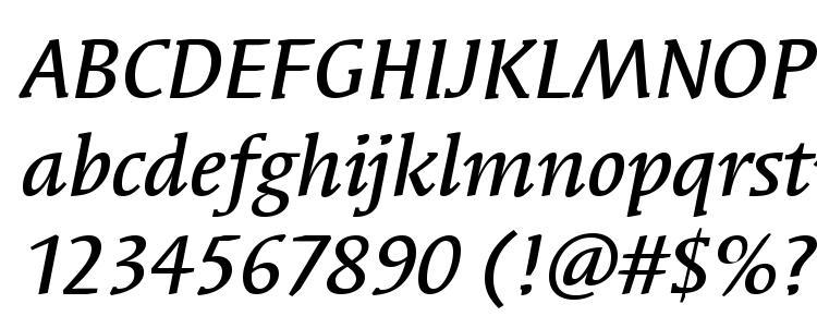 глифы шрифта Syndor ITC Medium Italic, символы шрифта Syndor ITC Medium Italic, символьная карта шрифта Syndor ITC Medium Italic, предварительный просмотр шрифта Syndor ITC Medium Italic, алфавит шрифта Syndor ITC Medium Italic, шрифт Syndor ITC Medium Italic