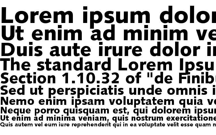 specimens Syntax LT Black font, sample Syntax LT Black font, an example of writing Syntax LT Black font, review Syntax LT Black font, preview Syntax LT Black font, Syntax LT Black font