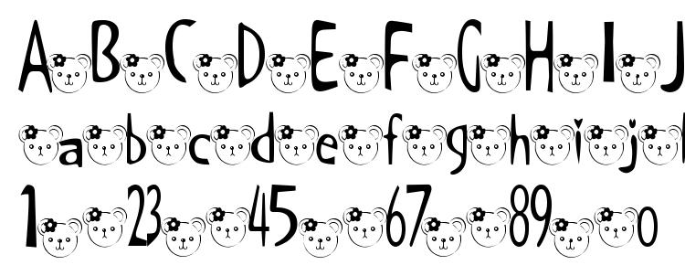 glyphs T kuma2 font font, сharacters T kuma2 font font, symbols T kuma2 font font, character map T kuma2 font font, preview T kuma2 font font, abc T kuma2 font font, T kuma2 font font