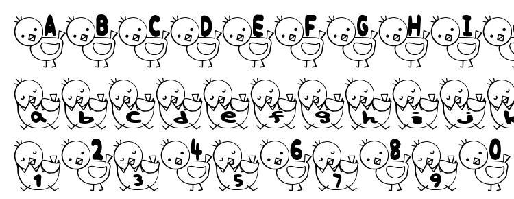 glyphs T piyo font font, сharacters T piyo font font, symbols T piyo font font, character map T piyo font font, preview T piyo font font, abc T piyo font font, T piyo font font
