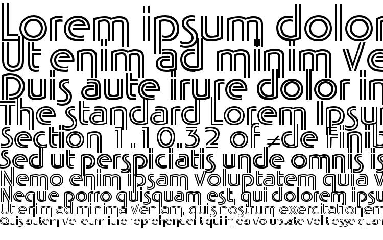 specimens TabascoTwin DB font, sample TabascoTwin DB font, an example of writing TabascoTwin DB font, review TabascoTwin DB font, preview TabascoTwin DB font, TabascoTwin DB font