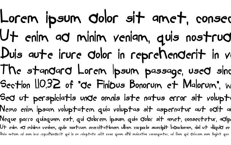 specimens Tabatha Bold font, sample Tabatha Bold font, an example of writing Tabatha Bold font, review Tabatha Bold font, preview Tabatha Bold font, Tabatha Bold font