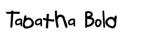 Tabatha Bold Font