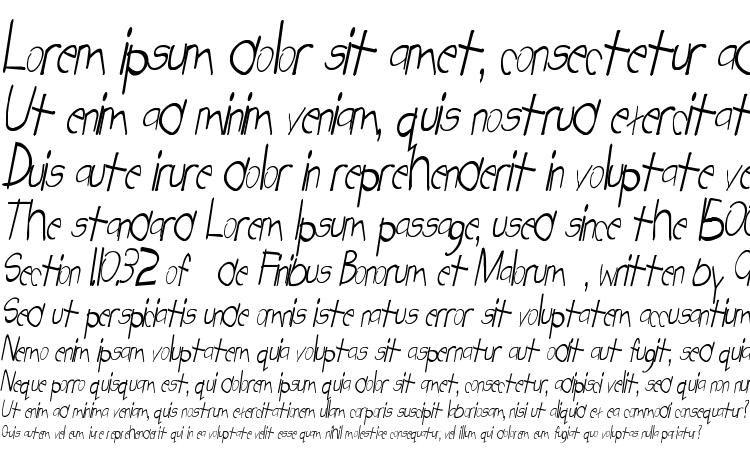 specimens Tabatha Cn Italic font, sample Tabatha Cn Italic font, an example of writing Tabatha Cn Italic font, review Tabatha Cn Italic font, preview Tabatha Cn Italic font, Tabatha Cn Italic font