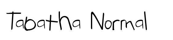 Tabatha Normal Font