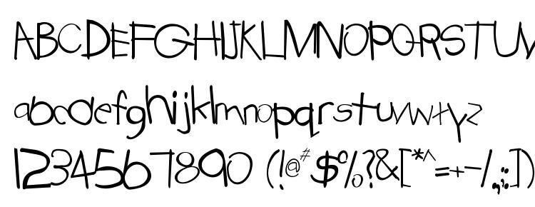 glyphs Tabatha font, сharacters Tabatha font, symbols Tabatha font, character map Tabatha font, preview Tabatha font, abc Tabatha font, Tabatha font
