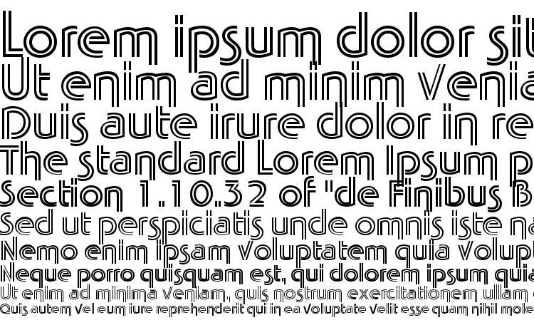 specimens TabathaFresco Regular font, sample TabathaFresco Regular font, an example of writing TabathaFresco Regular font, review TabathaFresco Regular font, preview TabathaFresco Regular font, TabathaFresco Regular font