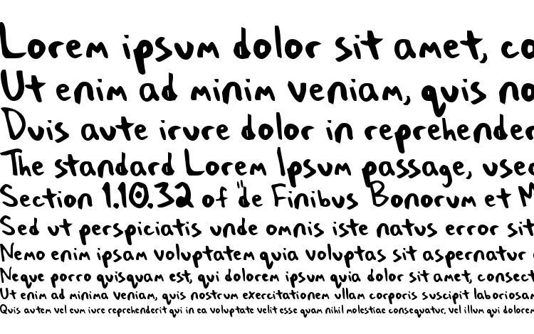 specimens taberhand font, sample taberhand font, an example of writing taberhand font, review taberhand font, preview taberhand font, taberhand font