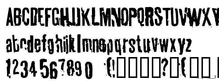 глифы шрифта Tablhoide, символы шрифта Tablhoide, символьная карта шрифта Tablhoide, предварительный просмотр шрифта Tablhoide, алфавит шрифта Tablhoide, шрифт Tablhoide