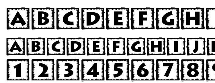 глифы шрифта Taco Box, символы шрифта Taco Box, символьная карта шрифта Taco Box, предварительный просмотр шрифта Taco Box, алфавит шрифта Taco Box, шрифт Taco Box