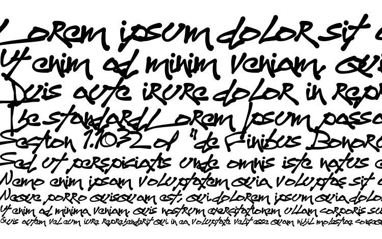 specimens tagDo font, sample tagDo font, an example of writing tagDo font, review tagDo font, preview tagDo font, tagDo font