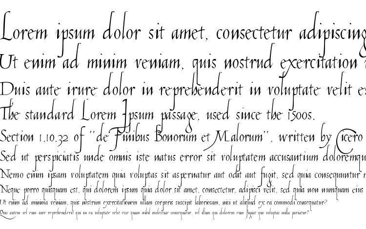 образцы шрифта Tagliente, образец шрифта Tagliente, пример написания шрифта Tagliente, просмотр шрифта Tagliente, предосмотр шрифта Tagliente, шрифт Tagliente