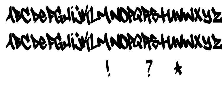 глифы шрифта Tagster, символы шрифта Tagster, символьная карта шрифта Tagster, предварительный просмотр шрифта Tagster, алфавит шрифта Tagster, шрифт Tagster
