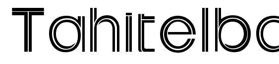 Tahitelbait Font