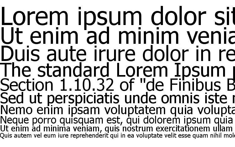 specimens Tahoma KOI8 font, sample Tahoma KOI8 font, an example of writing Tahoma KOI8 font, review Tahoma KOI8 font, preview Tahoma KOI8 font, Tahoma KOI8 font