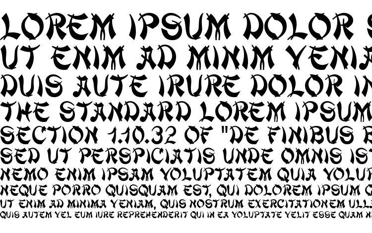 specimens Taipancapsssk font, sample Taipancapsssk font, an example of writing Taipancapsssk font, review Taipancapsssk font, preview Taipancapsssk font, Taipancapsssk font