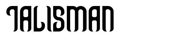 Talisman Font