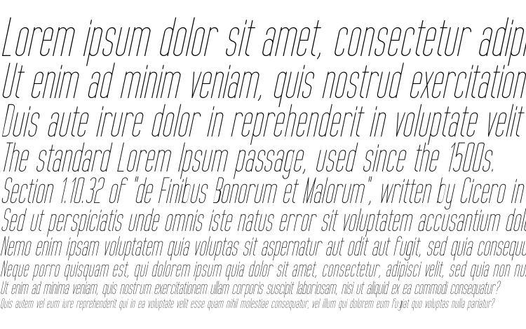 specimens Tall Films Oblique font, sample Tall Films Oblique font, an example of writing Tall Films Oblique font, review Tall Films Oblique font, preview Tall Films Oblique font, Tall Films Oblique font