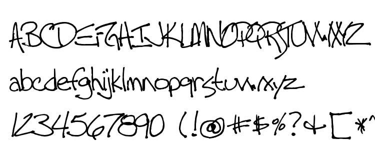 glyphs Tallpaul font, сharacters Tallpaul font, symbols Tallpaul font, character map Tallpaul font, preview Tallpaul font, abc Tallpaul font, Tallpaul font