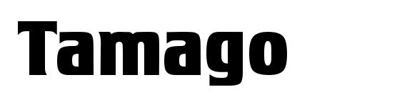 Tamago Font