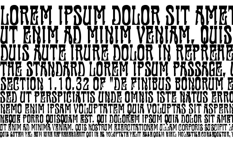 specimens Tambourin font, sample Tambourin font, an example of writing Tambourin font, review Tambourin font, preview Tambourin font, Tambourin font