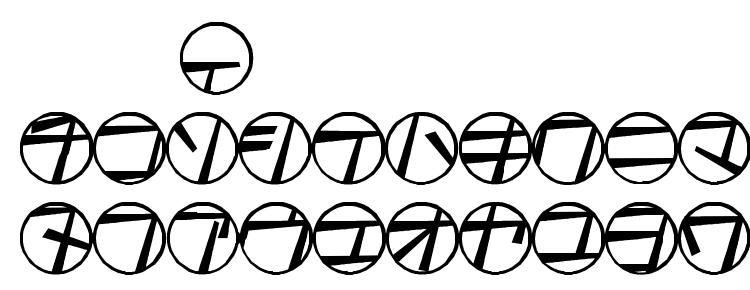 glyphs Tamio qn6 font, сharacters Tamio qn6 font, symbols Tamio qn6 font, character map Tamio qn6 font, preview Tamio qn6 font, abc Tamio qn6 font, Tamio qn6 font
