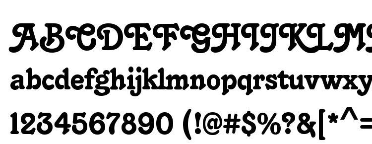 glyphs Tampa Regular font, сharacters Tampa Regular font, symbols Tampa Regular font, character map Tampa Regular font, preview Tampa Regular font, abc Tampa Regular font, Tampa Regular font