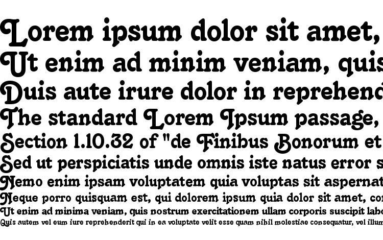 specimens Tampa Regular font, sample Tampa Regular font, an example of writing Tampa Regular font, review Tampa Regular font, preview Tampa Regular font, Tampa Regular font