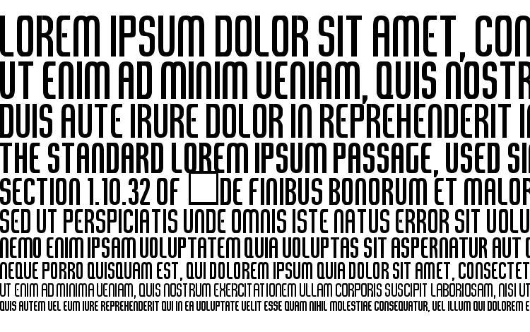 specimens Tangerin font, sample Tangerin font, an example of writing Tangerin font, review Tangerin font, preview Tangerin font, Tangerin font