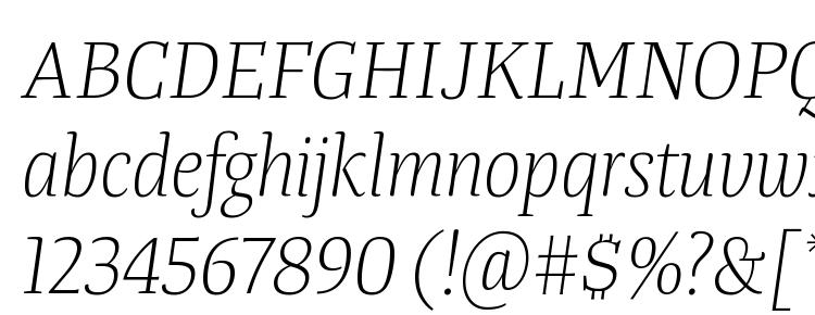 глифы шрифта TangerSerifNarrowUl LightItalic, символы шрифта TangerSerifNarrowUl LightItalic, символьная карта шрифта TangerSerifNarrowUl LightItalic, предварительный просмотр шрифта TangerSerifNarrowUl LightItalic, алфавит шрифта TangerSerifNarrowUl LightItalic, шрифт TangerSerifNarrowUl LightItalic