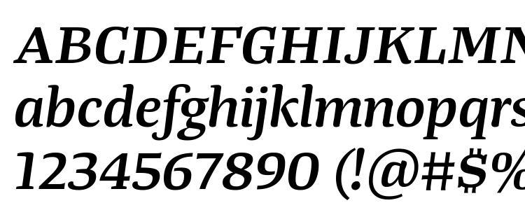 глифы шрифта TangerSerifWide SemiBoldItalic, символы шрифта TangerSerifWide SemiBoldItalic, символьная карта шрифта TangerSerifWide SemiBoldItalic, предварительный просмотр шрифта TangerSerifWide SemiBoldItalic, алфавит шрифта TangerSerifWide SemiBoldItalic, шрифт TangerSerifWide SemiBoldItalic