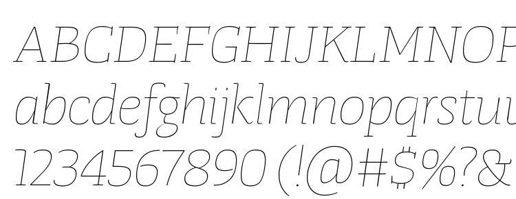 глифы шрифта TangerSerifWide UltraLightItalic, символы шрифта TangerSerifWide UltraLightItalic, символьная карта шрифта TangerSerifWide UltraLightItalic, предварительный просмотр шрифта TangerSerifWide UltraLightItalic, алфавит шрифта TangerSerifWide UltraLightItalic, шрифт TangerSerifWide UltraLightItalic