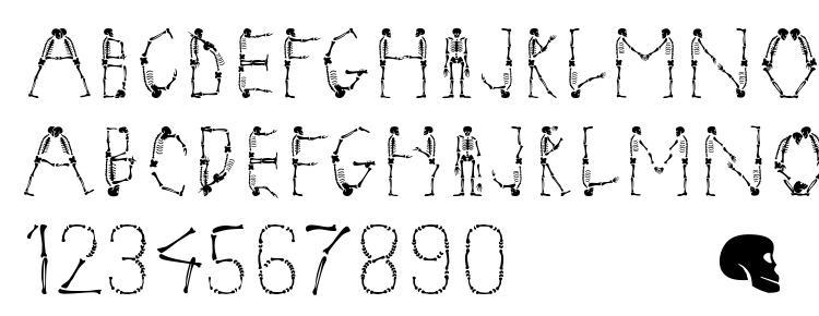 glyphs Tangomacabre font, сharacters Tangomacabre font, symbols Tangomacabre font, character map Tangomacabre font, preview Tangomacabre font, abc Tangomacabre font, Tangomacabre font