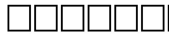 Tangy regular Font